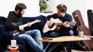 fellow musicians