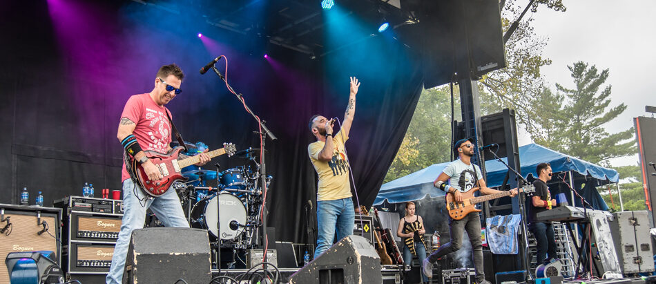 Seven Things to Keep in Mind for Playing an Outdoor Gig